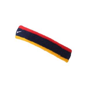 NIKE Potítko  námořnická modř / žlutá / červená