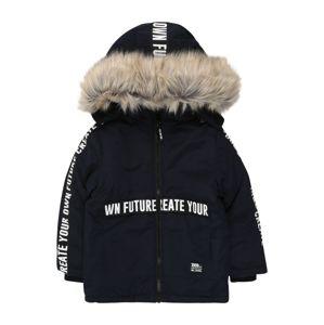 STACCATO Zimní bunda  námořnická modř / bílá