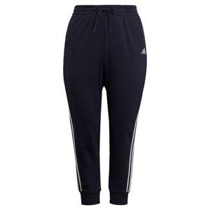 ADIDAS PERFORMANCE Sportovní kalhoty 'Essentials'  námořnická modř / bílá