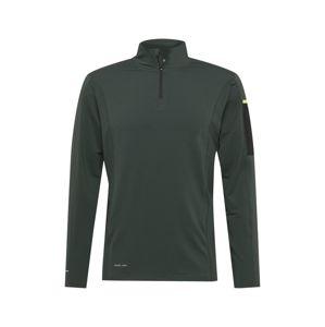 ENDURANCE Funkční tričko  tmavě zelená
