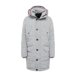 Tommy Hilfiger Tailored Zimní kabát  světle šedá