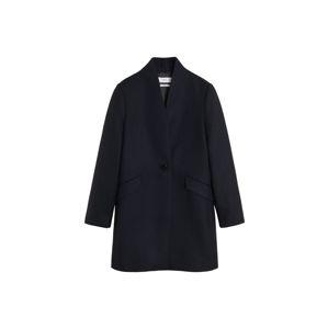 MANGO Přechodný kabát 'Streep'  námořnická modř