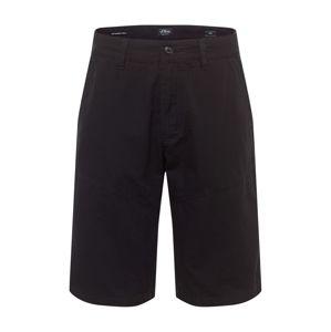 s.Oliver Chino kalhoty  černá