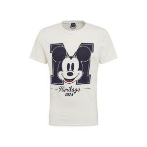 Hailys Men Tričko 'Mickey'  offwhite