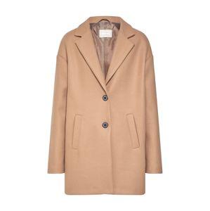 Amber & June Přechodný kabát  světle hnědá
