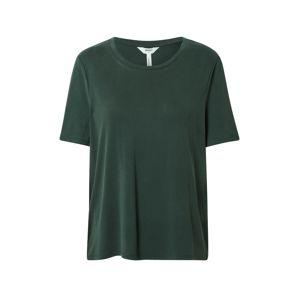 OBJECT Tričko  tmavě zelená