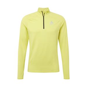 ODLO Funkční tričko 'Ceramiwarm Element'  citronově žlutá