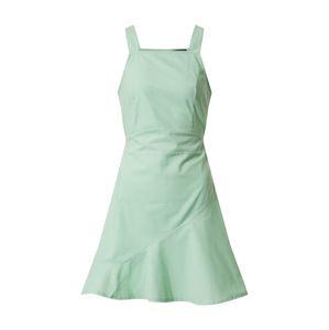 Fashion Union Letní šaty 'ARTY'  pastelově zelená