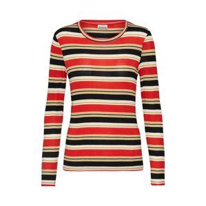 Noisy May Tričko  žlutá / červená / černá