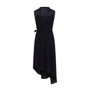 COMMA Společenské šaty  noční modrá