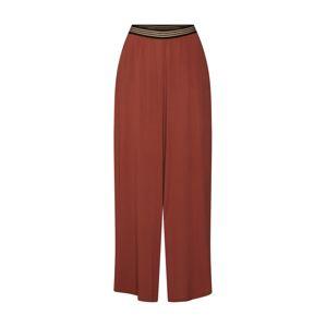 CATWALK JUNKIE Kalhoty  rezavě červená