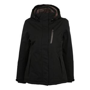 KILLTEC Outdoorová bunda 'Nira'  černá