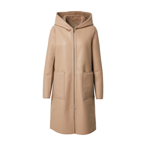 RINO & PELLE Přechodný kabát  světle hnědá