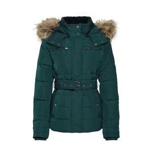 Pepe Jeans Zimní bunda 'CARRIE'  zelená