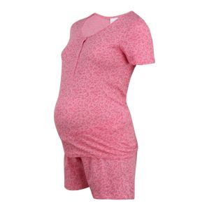 MAMALICIOUS Pyžamo 'CHILL LIA'  růžová