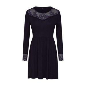 ONLY Šaty 'MOSTER'  černá