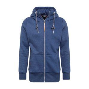 Ragwear Plus Mikina s kapucí 'NESKA'  námořnická modř