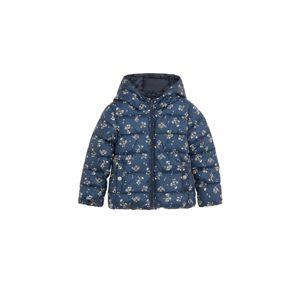 MANGO KIDS Kabát  námořnická modř