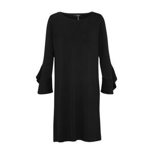 CINQUE Koktejlové šaty 'Cinelina'  černá