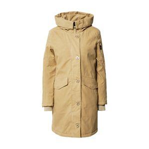 g-lab Přechodný kabát 'Smilla'  béžová