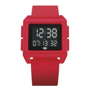 ADIDAS ORIGINALS Digitální hodinky 'Archive_SP1'  červená