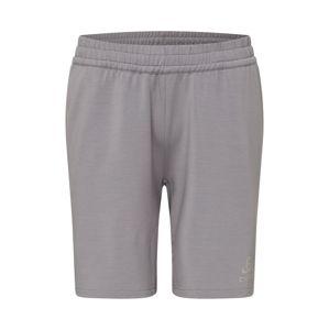 ODLO Sportovní kalhoty  šedá