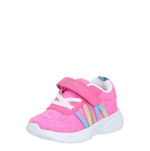 Champion Authentic Athletic Apparel Polobotky 'Softy Jersey 2.0 G Td'  růžový melír / pink / mix barev