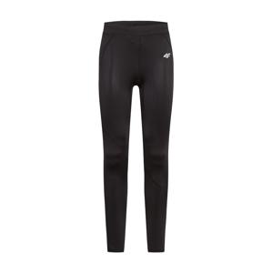 4F Sportovní kalhoty  černá