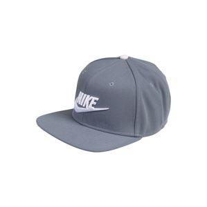 Nike Sportswear Kšiltovka 'FUTURA PRO'  modrá / bílá