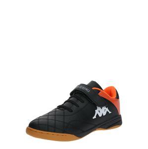 KAPPA Sportovní boty 'HATTRICK T'  oranžová / černá