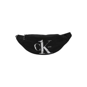 Calvin Klein Ledvinka  černá / bílá