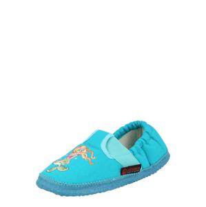 GIESSWEIN Pantofle 'Aukrug'  modrá / oranžová / pink / světle zelená