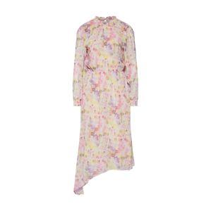 NORR Letní šaty 'Dahlia'  béžová