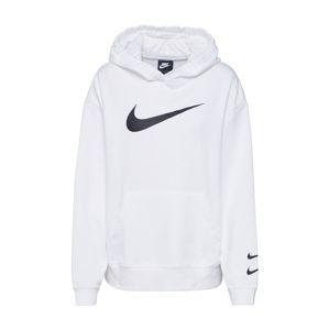 Nike Sportswear Mikina  bílá