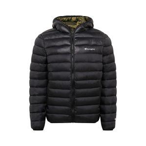 Champion Authentic Athletic Apparel Zimní bunda  černá