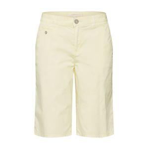 ESPRIT Chino kalhoty  žlutá