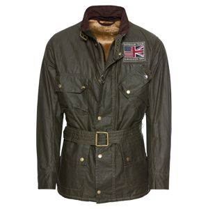 Barbour International Přechodná bunda 'Joshua'  khaki