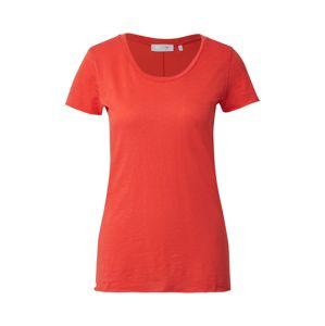 Rich & Royal Tričko 'Slub Shirt'  červená