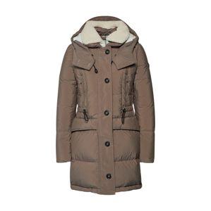 Peuterey Zimní kabát  béžová