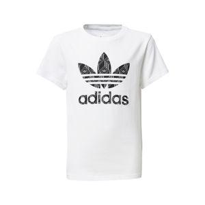 ADIDAS ORIGINALS Tričko  bílá / černá