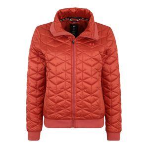 UNDER ARMOUR Outdoorová bunda  oranžově červená