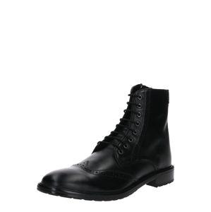 Gordon & Bros Šněrovací boty 'Alessio-BT'  černá