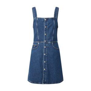 Calvin Klein Jeans Letní šaty  modrá džínovina