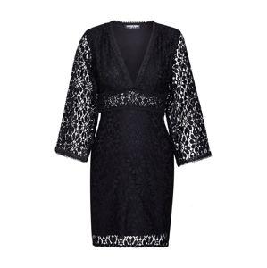 Fashion Union Šaty 'NINA'  černá