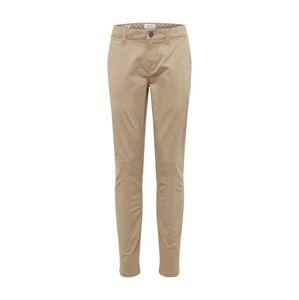 Only & Sons Chino kalhoty 'ONSTARP'  světle hnědá / hnědá