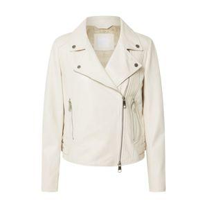 BOSS Přechodná bunda 'Juana'  bílá