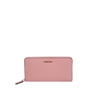 Calvin Klein Peněženka  růžová