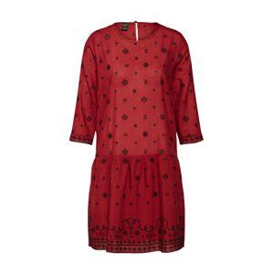 SCOTCH & SODA Šaty  červená / černá
