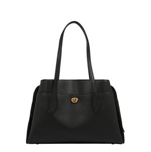 COACH Nákupní taška  černá