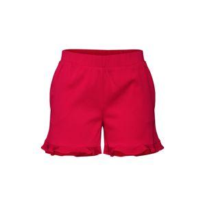 Noisy May Kalhoty 'NMCOSMO NW'  červená